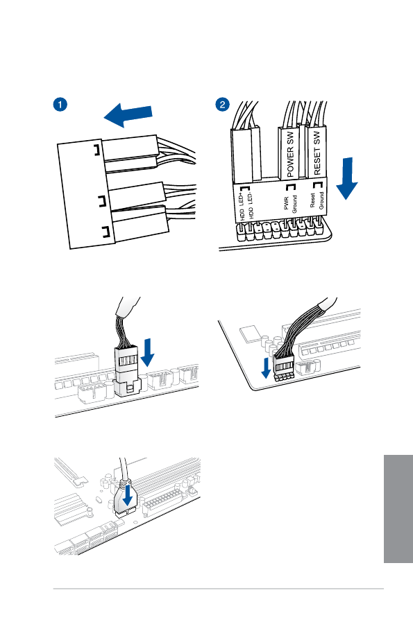 Gebrauchsinformation / Datenblatt zu ASUS X99-E-10G WSn