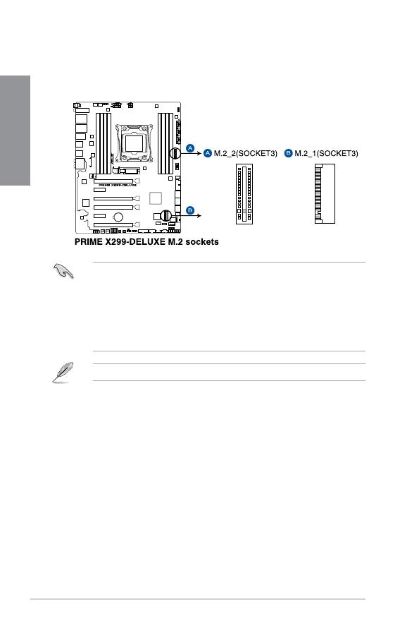 Gebrauchsinformation / Datenblatt zu ASUS Prime X299-Deluxe