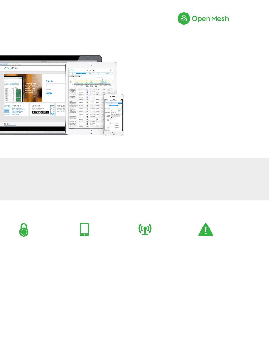 Gebrauchsinformation / Datenblatt zu Open Mesh OM2P | Preisvergleich