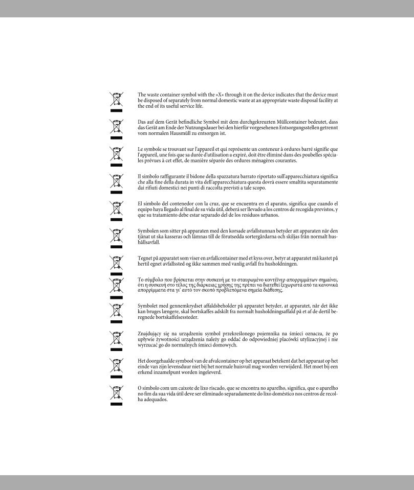 Gebrauchsinformation / Datenblatt zu bintec elmeg RXL12500 VPN