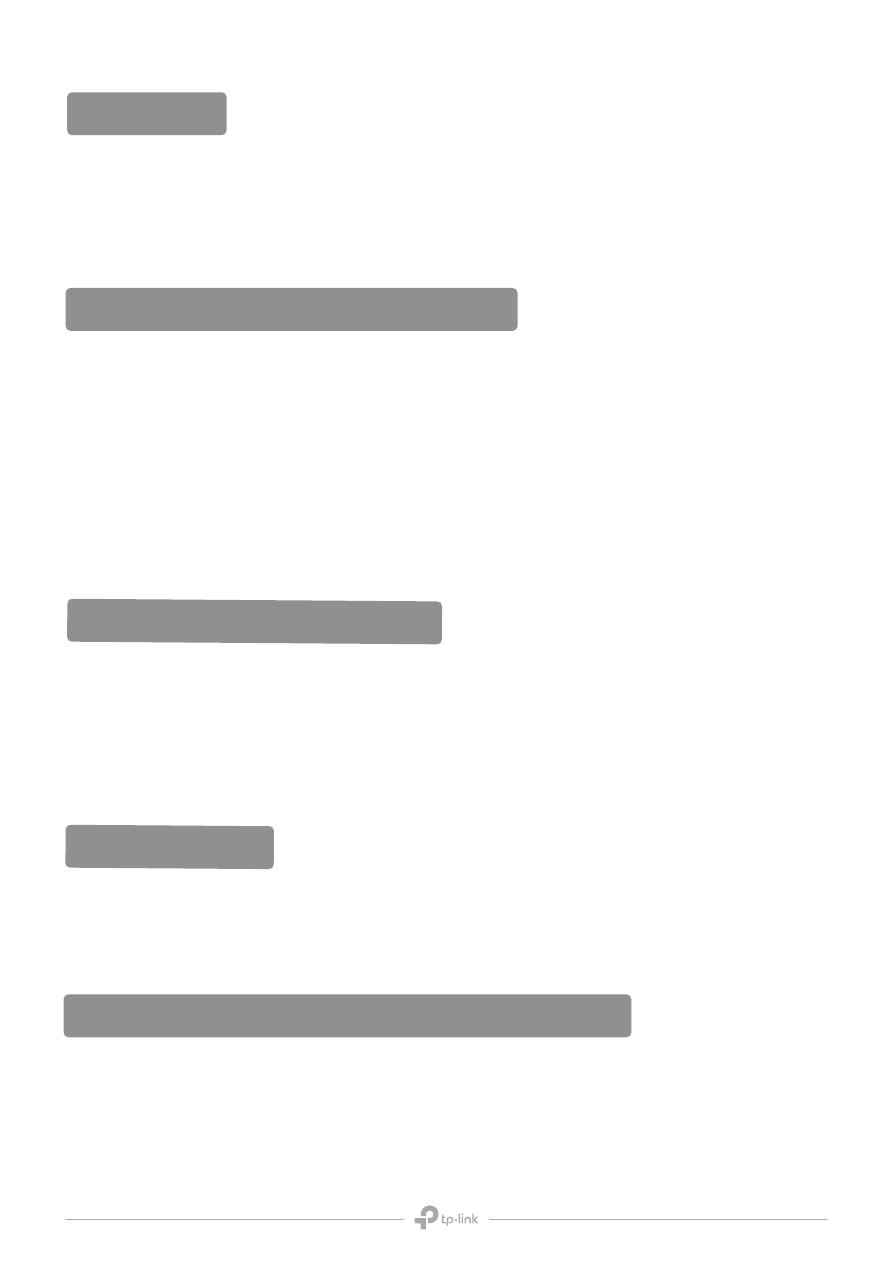 Gebrauchsinformation / Datenblatt zu TP-Link T1600G