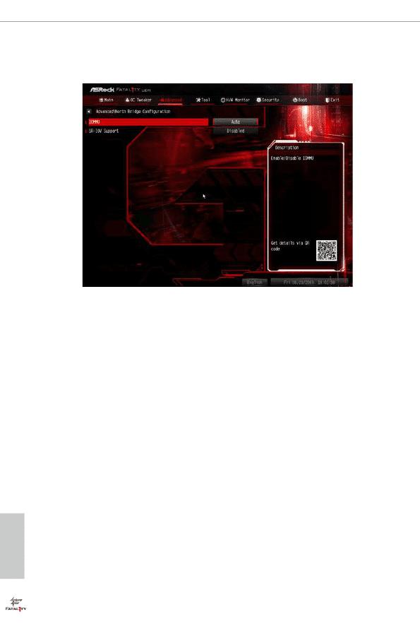 Gebrauchsinformation / Datenblatt zu ASRock Fatal1ty X399