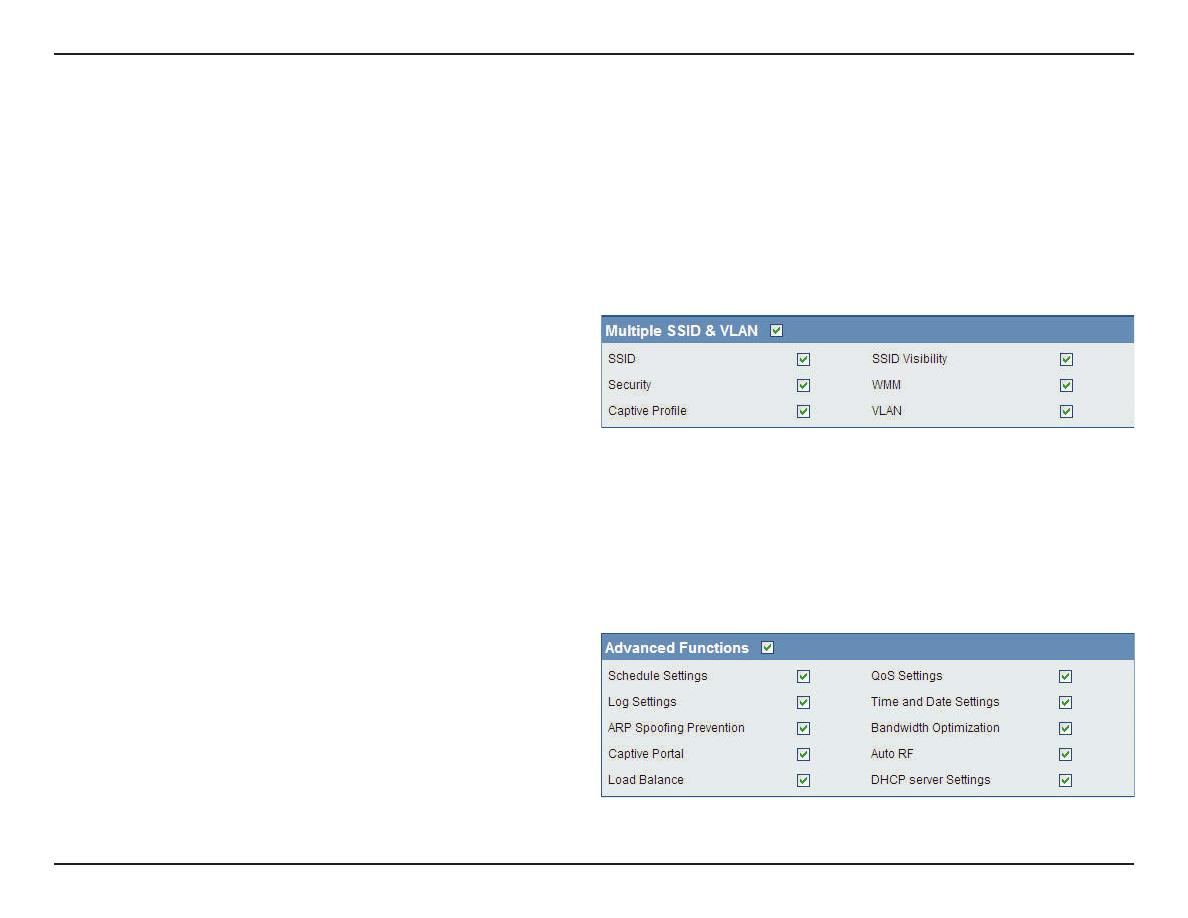 Gebrauchsinformation / Datenblatt zu D-Link DAP-2610