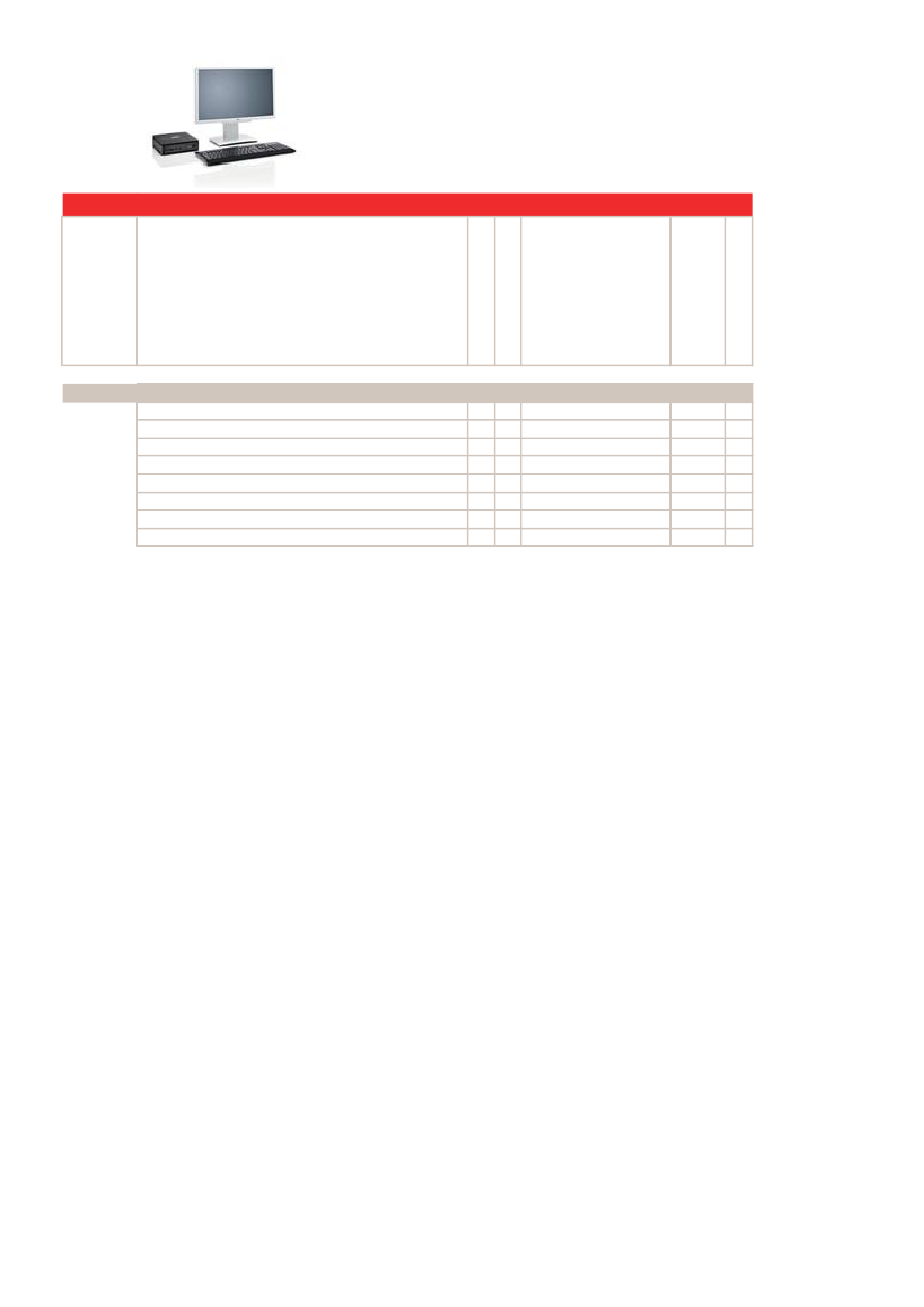 Gebrauchsinformation / Datenblatt zu Fujitsu S26361-F3760