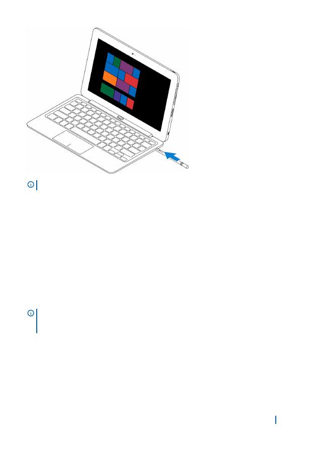 Gebrauchsinformation / Datenblatt zu Dell Latitude 11