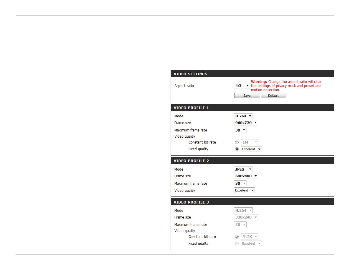 Gebrauchsinformation / Datenblatt zu D-Link DCS-5222L ...