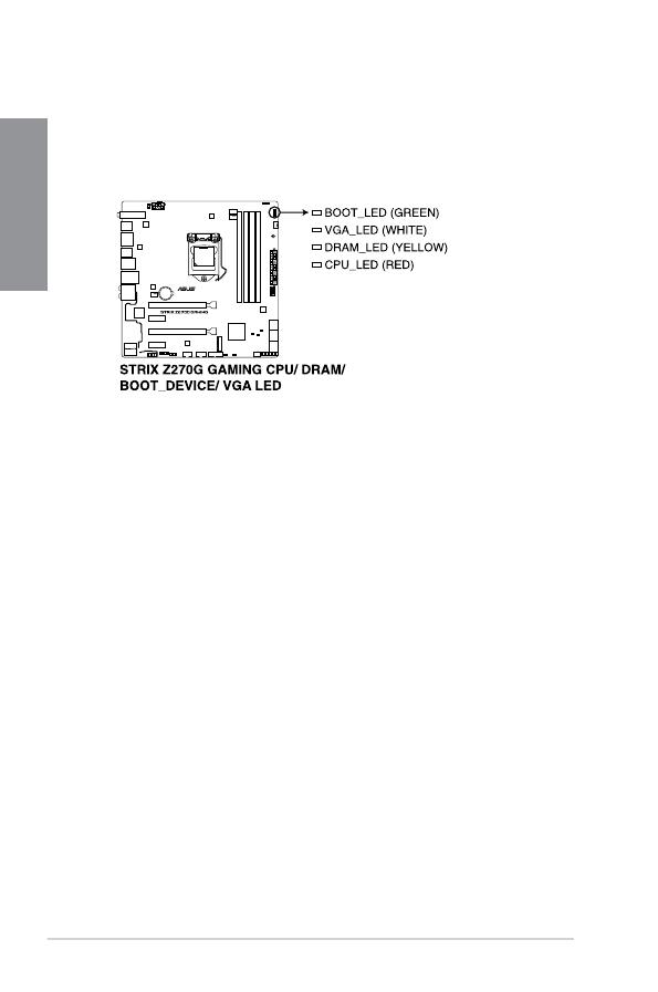 Gebrauchsinformation / Datenblatt zu ASUS ROG Strix Z270G