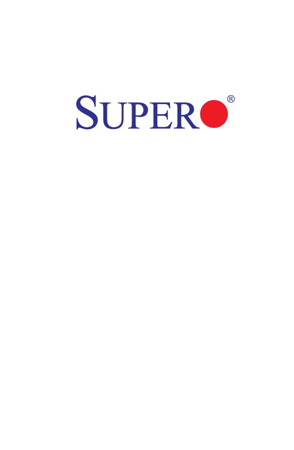 Gebrauchsinformation / Datenblatt zu Supermicro X9DRi-F