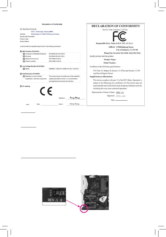 Gebrauchsinformation / Datenblatt zu Gigabyte B450M S2H