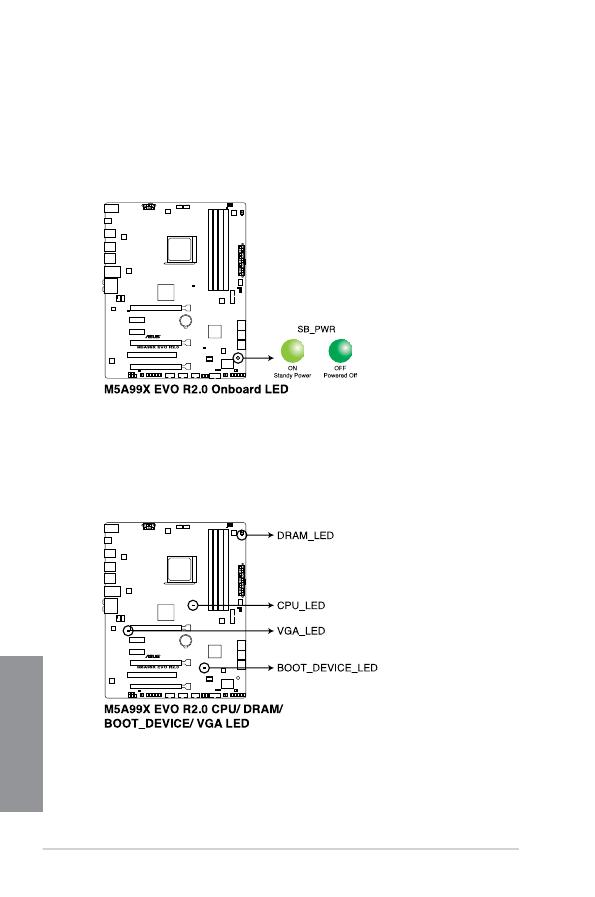 Gebrauchsinformation / Datenblatt zu ASUS M5A99X Evo ...
