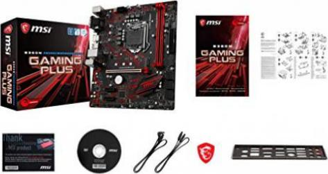 MSI COMPUTER-B360M GAMING PLUS