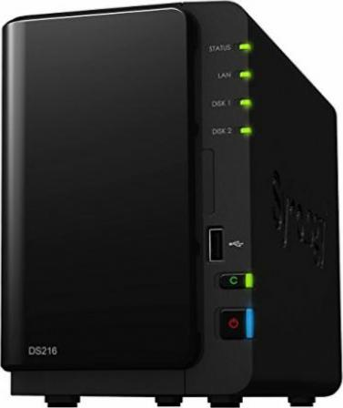 Synology-DS216