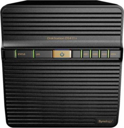 Synology Inc.-DS411J
