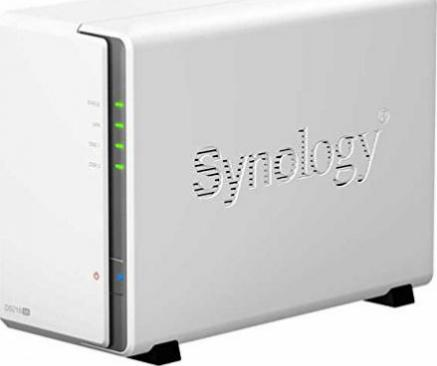 Synology-DS216se/2TB-RED