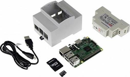 81e44afc680cd9 Raspberry Pi® 3 Model B Kamera-Set 1 GB Noobs inkl. Netzteil, inkl ...
