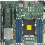 Supermicro X11SPM-TF Intel C622 So.3647 Hexa Channel DDR4 mATX Retail