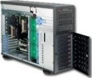 Supermicro SuperServer 7046T-3R - Server - Tower - 4U - zweiweg - SAS - Hot-Swap 8,9 cm (3.5) - kein
