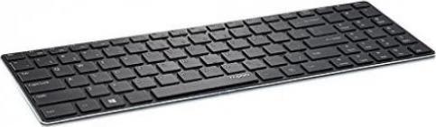 rapoo wireless ultraslim keyboard e9100p schwarz g nstig. Black Bedroom Furniture Sets. Home Design Ideas