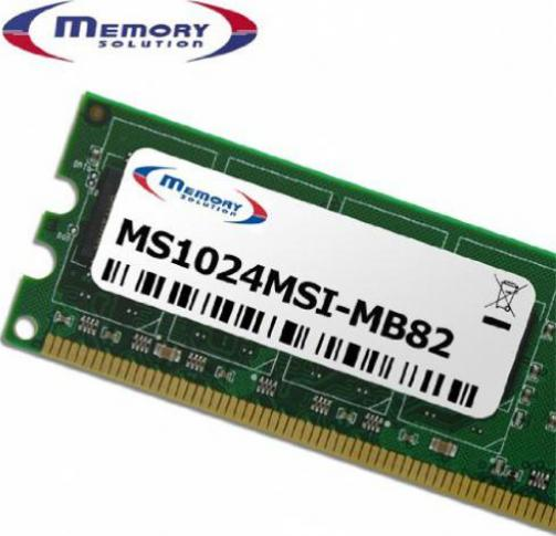 Memory Solution-MS1024MSI-MB82